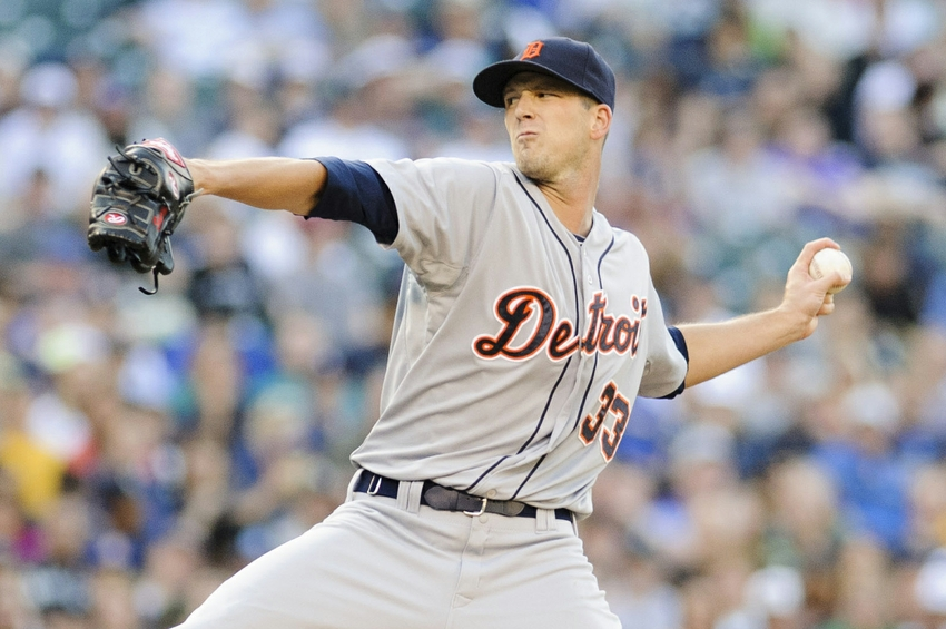 Drew Smyly and Detroit Tigers Offense Strong in 8-2 Over Texas Rangers