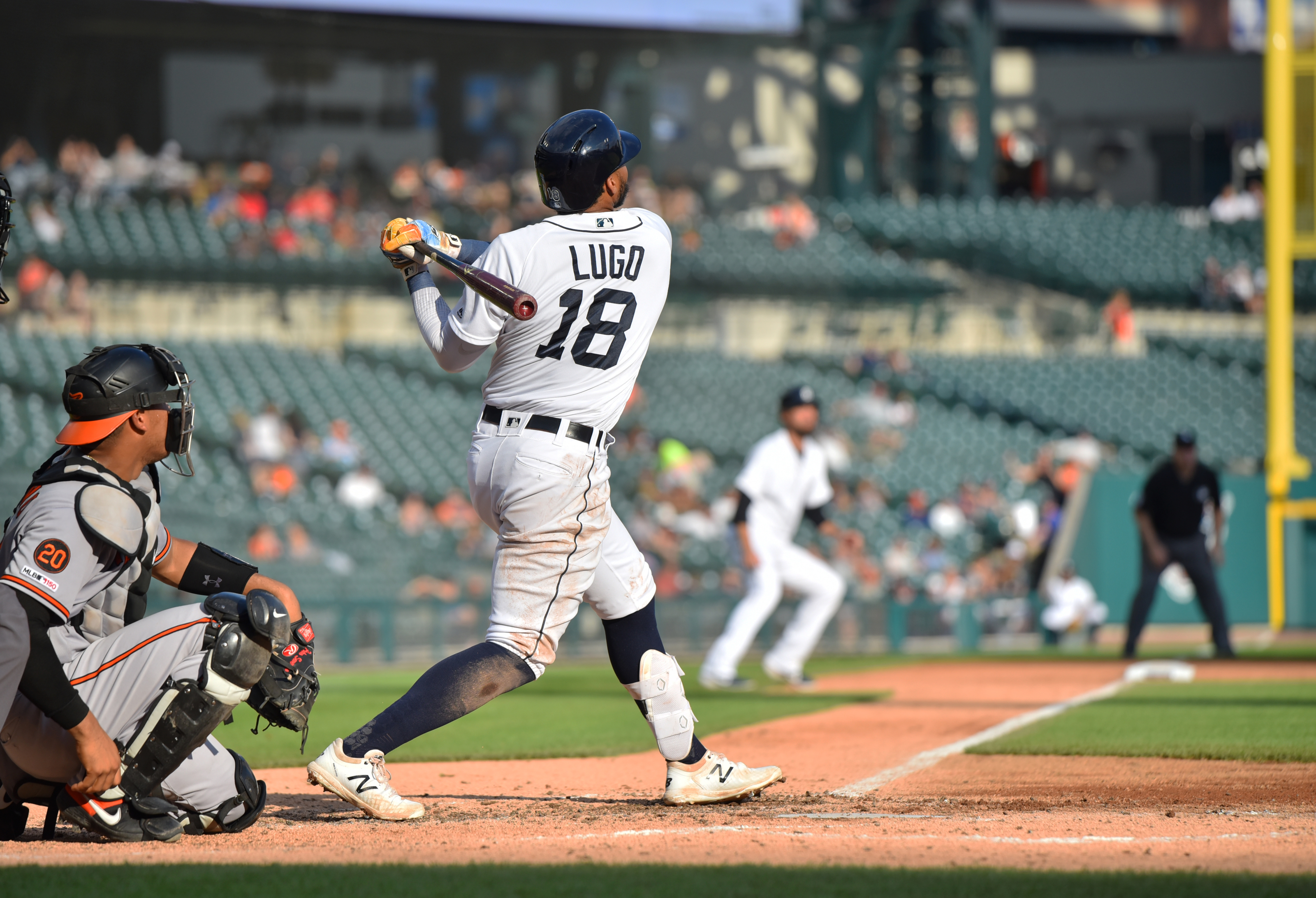 Detroit Tigers 40-Man Roster: Are Chances running out for Dawel Lugo?