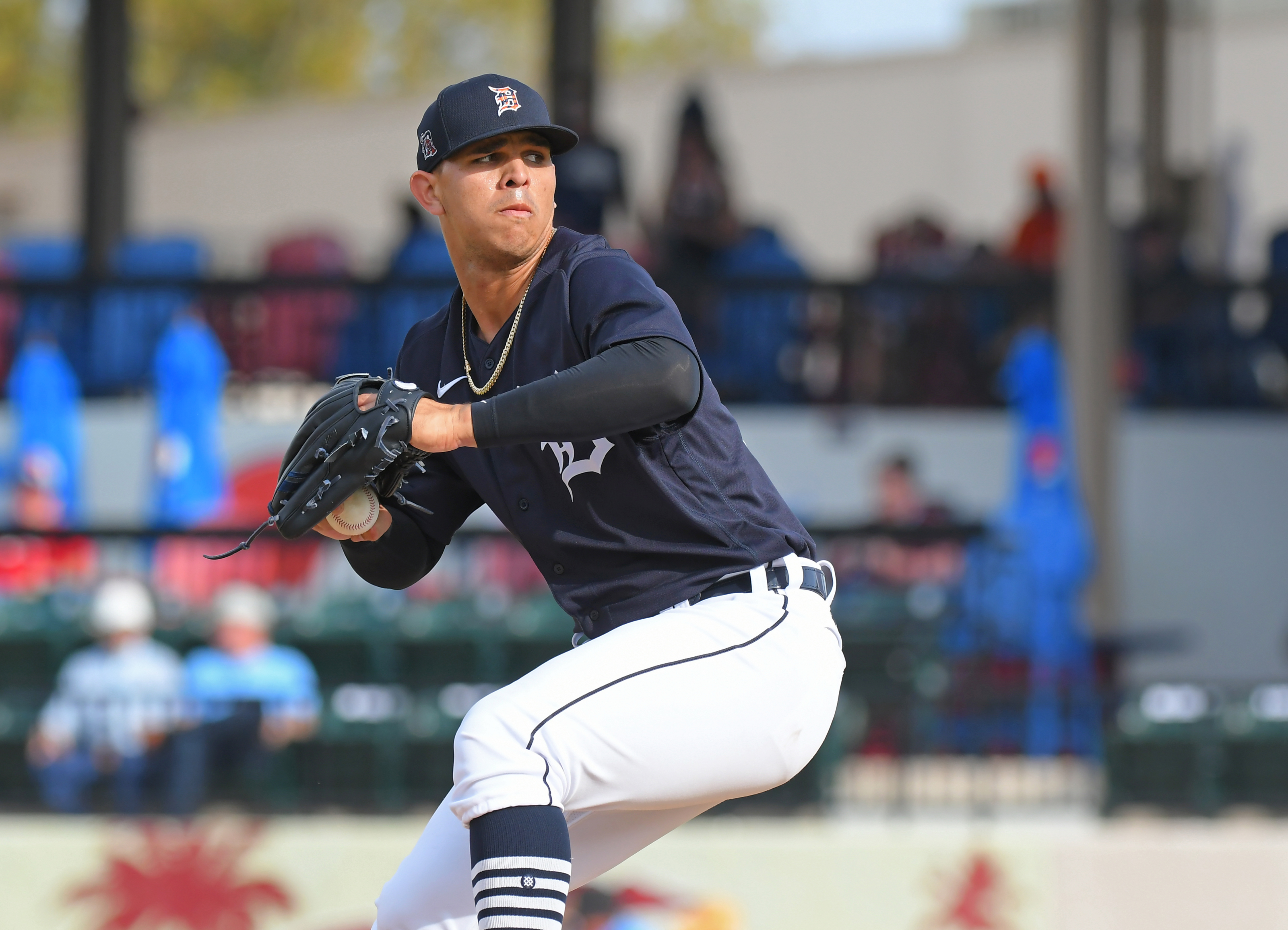Tigers 40-Man Roster Preview: RHP Franklin Perez