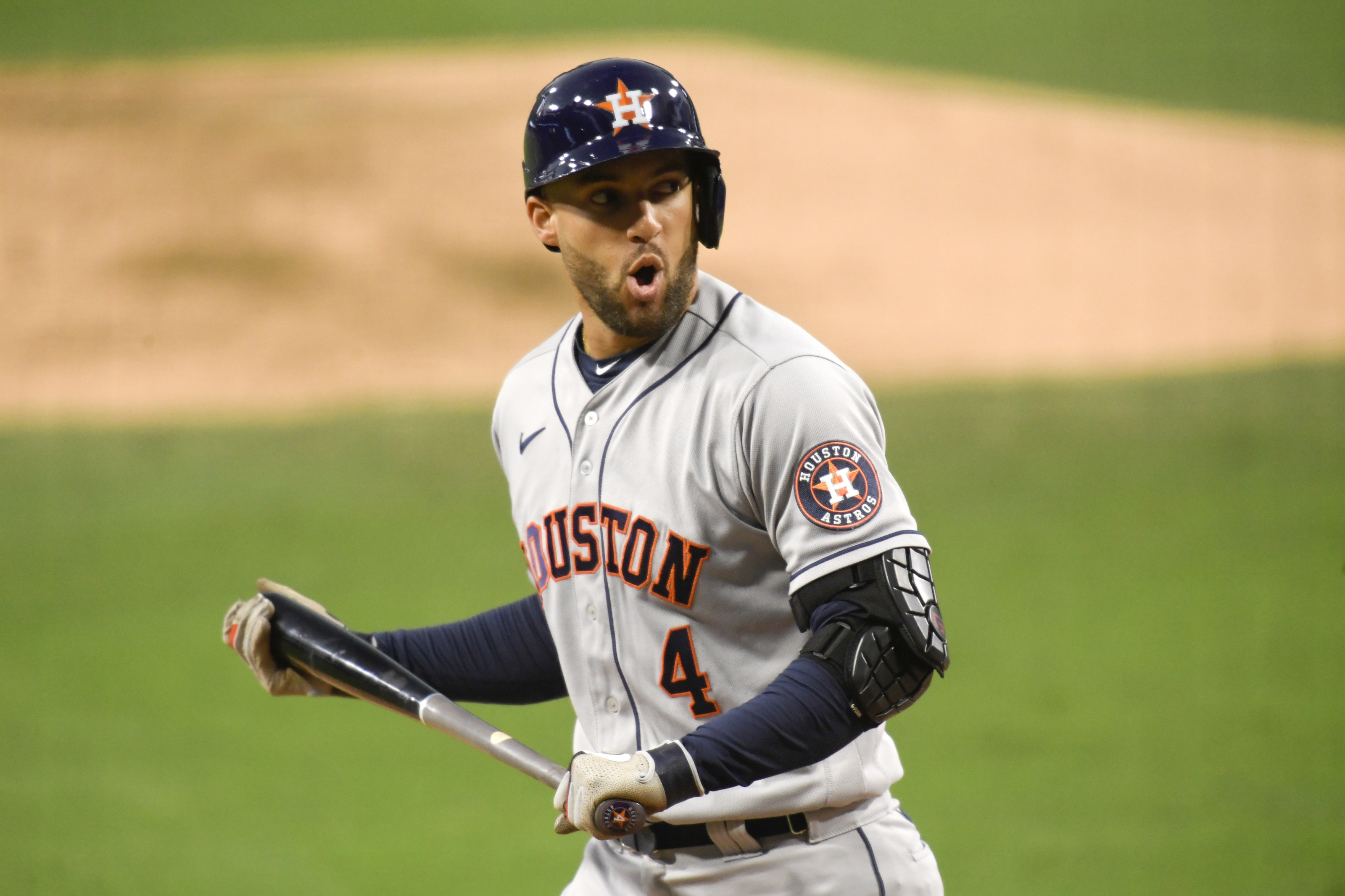 Detroit Tigers: Does 5-years/$105M get George Springer to Motown?