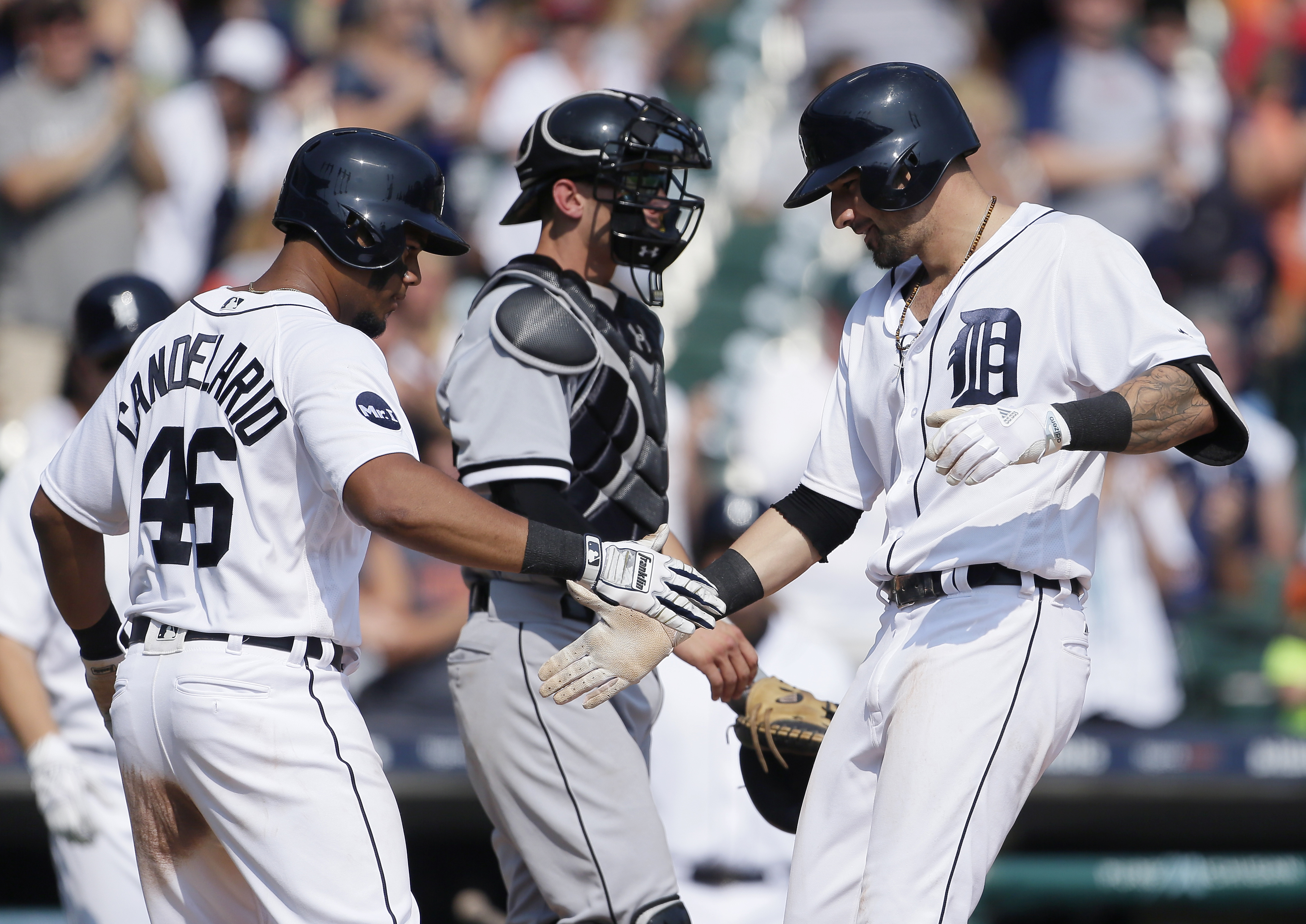 Detroit tigers previewing the 2018 starting lineup for Jd motors austin tx